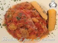 Brodetto di pesce alla Istriana - Il Gran Consiglio della Forchetta