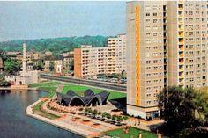 """Potsdam: das Restaurant """"Seerose"""" an der Neustädter Havelbucht."""