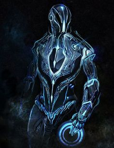 TRON: LEGACY concept art. I like this better than the actual costumes.