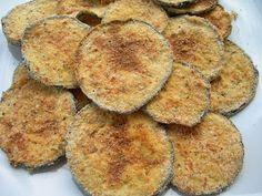 Cocinando entre Olivos: Berenjenas crujientes al horno. Paso a paso