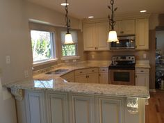 Bon Welcome To Cu0026S Kitchens U0026 Cabinets. Like The Light Fixtures