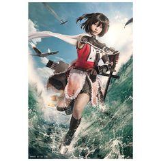 | Cosplayer: yuri majyo (百合魔女). Character: Sendai Kai Ni. of Kantai Collection. | I'm not watching this one but I really do like girls with short hair so... admin Nine