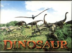 An orphaned dinosaur raised by lemurs joins an arduous trek to a sancturary after a meteorite shower destroys his family home. Disney Animated Movies, Disney Films, Disney Pixar, Disney Dinosaur Movie, Disney Animation, Animation Movies, Walking With Dinosaurs, Movie Club, Prehistoric Creatures