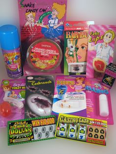 TEASE YOUR GIRLFRIEND PRANK KIT..... Driving our girlfriends crazy is what us guys do best. We have assembled 10 crazy pranks that will drive her over the edge and have you laughing your ass off. theonestopfunshop.com