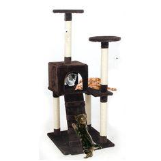 Cat Toys Animals Luxury Furniture Cat Tree Home