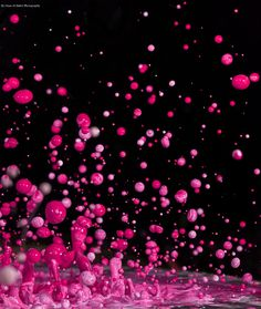 #PINK, # PAINT  Photograph pink bubbles by #Omar Al-Habsi on 500px