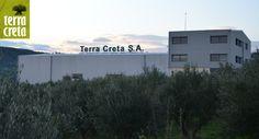 Terra Creta in Kolymvari #terracreta #cretanoliveoil