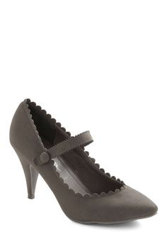 Craft of Charm Heel in Stone, #ModCloth