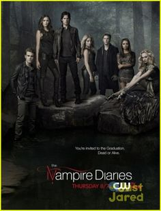 the vampire diaries season 4 finale posters revealed 02, Check out this brand new poster for the upcoming season four finale of The Vampire Diaries!    The cast gets serious in this dark, mysterious shot with the tagline,…