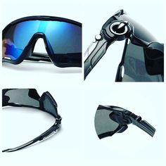 7dbff34a023 LIFEASY Reflective Bike Goggles Outdoor Sports Bicycle Sunglasses for Men -  Brand New and High quality