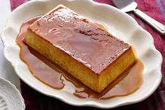Rediscovering flan, that simple alchemy of eggs, milk and sugar, and a Christmas tradition throughout Spain and Latin America.