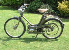 1953 Zündapp Combimot KM 48, 48cc
