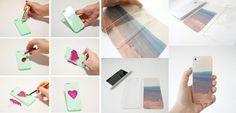 Ideas sencillas para personalizar las fundas del móvil