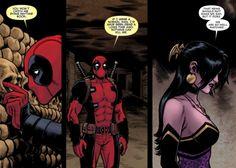 Deadpool & Shiklah
