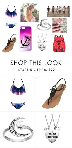"""""""AT THE BEACH WITH O2L"""" by abbyabroome946 on Polyvore featuring IPANEMA, Primrose and Journee Collection"""