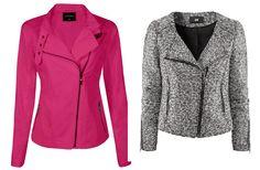 Uma jaquetinha clássica que não sai de moda com esquema de modelagem do 36 ao 56.