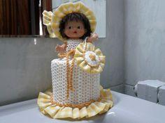 Gloria Blay Mas. Barriguitas para papel higienico.