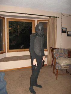 Foam body armor tutorial