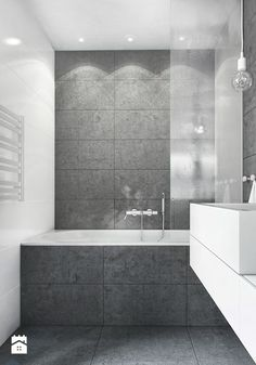 Zdjęcie: concrete bath