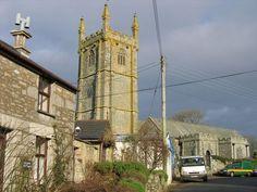 Breage Church, Cornwall