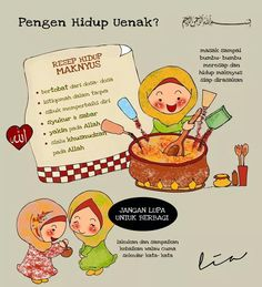 Resep Maknyusss ✨ Hijrah Islam, Doa Islam, Reminder Quotes, Self Reminder, Muslim Quotes, Islamic Quotes, Islamic Cartoon, Little Prayer, Anime Muslim