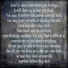 Quotes About Grief And Loss Of