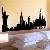 Get the New York City Skyline in the comfort of your own home!