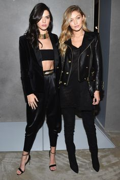 As I mentioned at the very beginning, Gigi and Kendall were never actually related; it just kind of seemed like they might be because of the tangled web of love their parents partook in. | Kendall Jenner And Gigi Hadid Are No Longer Kind Of Almost Related