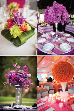25 Stunning Wedding Centerpieces - Part 7 - Belle the Magazine . The Wedding Blog For The Sophisticated Bride