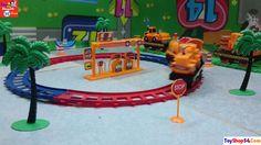 Đồ Chơi Trẻ Em,Children Toys - Siêu tàu hỏa chạy pin cực đẹp, Toy Super ...
