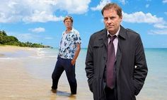 Image result for ardal o'hanlon photos in death in Paradise