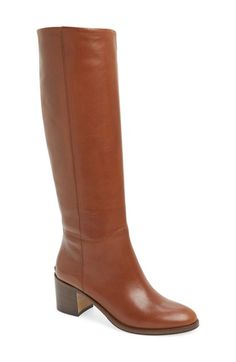 kate spade new york 'mireille' knee high boot (Women) available at #Nordstrom