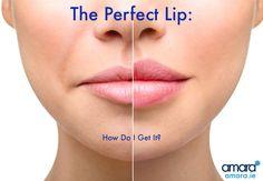 The Perfect Lip: How Do I Get It? | Amara Dublin