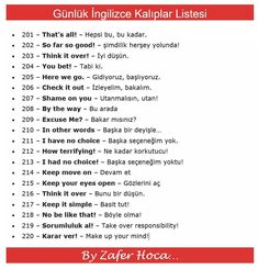 Grammar Tips, Grammar And Vocabulary, English Vocabulary, English Grammar, English Language, Learn Turkish Language, Learn A New Language, English Time, Learn English