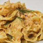 Kamini: Lobster Tagliatelle with a Creamy Fennel Sauce | MasterChef SA 2013