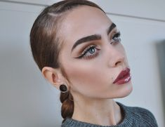 Image shared by Spacedust. Find images and videos about beauty, make up and johanna herrstedt on We Heart It - the app to get lost in what you love. Beauty Makeup, Hair Beauty, Space Girl, Alternative Girls, Ear Piercings, Contour, Eyebrows, Makeup Looks, Hair Care