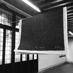 If you are in Treviso you should visit TRA Treviso Ricerca Arte at Ca' dei Ricchi! #trevisoricercaarte #treviso #contemporaryart #francescoarena #valeriodeho #art #newspaper #cadeiricchi #venetoplacetobe #base_due
