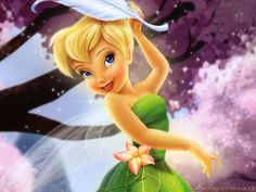 What Is Tinker Bell's Sister's Name | Tinkerbell-flowerdrop-20575029-1024-768