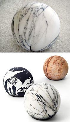Tato Collection by Cerruti Baleri Italia Modern Pouf Design