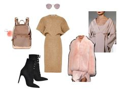 """Format"" by astrro on Polyvore featuring Jeffrey Campbell, Rosetta Getty, DKNY, Ray-Ban, women's clothing, women, female, woman, misses and juniors"