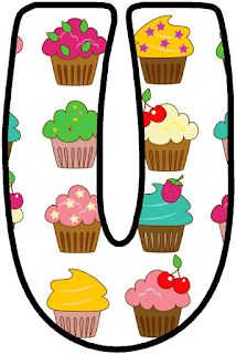 Bolo Png, Cute Alphabet, Alphabet Letters, Minnie Png, Letter V, Letter Board, Letter Of The Week, Cupcake Party, Love You More Than