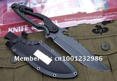 Survival Hiking Hunting Military Gear Rescue Tool Swiss Army Knife Saber Knives(China (Mainland))