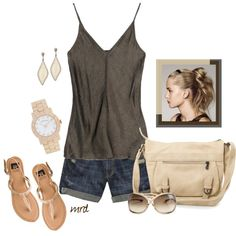 Keeping it Simple, created by michelled2711 on Polyvore