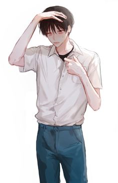 Page 3 Read . [ 1 ] from the story [ DROP ] MN's Collect Shop by _closers_ (____Nie____) with 991 reads. Anime Oc, Manga Anime, Boy Character, Character Design, Korean Anime, Mikuo, Handsome Anime Guys, Sad Art, Cute Anime Pics
