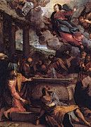 "New artwork for sale! - "" Assumption Of The Virgin  by Annibale Carracci "" - http://ift.tt/2p4dCfe"