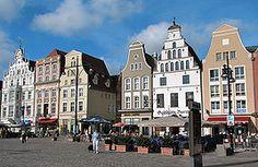 ahhh, Rostock... ich vermisse dich sehr!