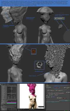 My Zbrush Sketchbook (tutorial added Pg. 3) - Page 11