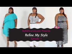 EXCLUSIVE FIRST LOOK: CHIC AND CURVY BOUTIQUE DEBUTS A NEW SEXY AND SULTRY PLUS SIZE LOOK BOOK | Stylish Curves