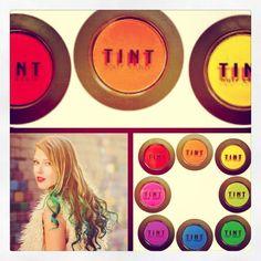 Hair chalk is so cool. Quiero..... (Random Spanish!) #hairchalk #hair #color