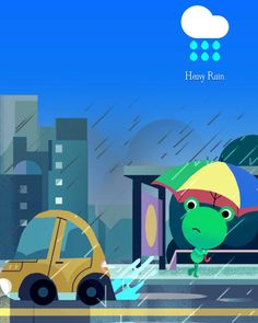 Heavy Rain Google Weather, Weather Cards, Frog Pictures, Funny Frogs, Google Doodles, Google Pixel 2, Funny Animals, Public, Ice Crystals